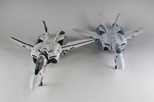現行機っぽさはややVF-0Aに軍配か、、、
